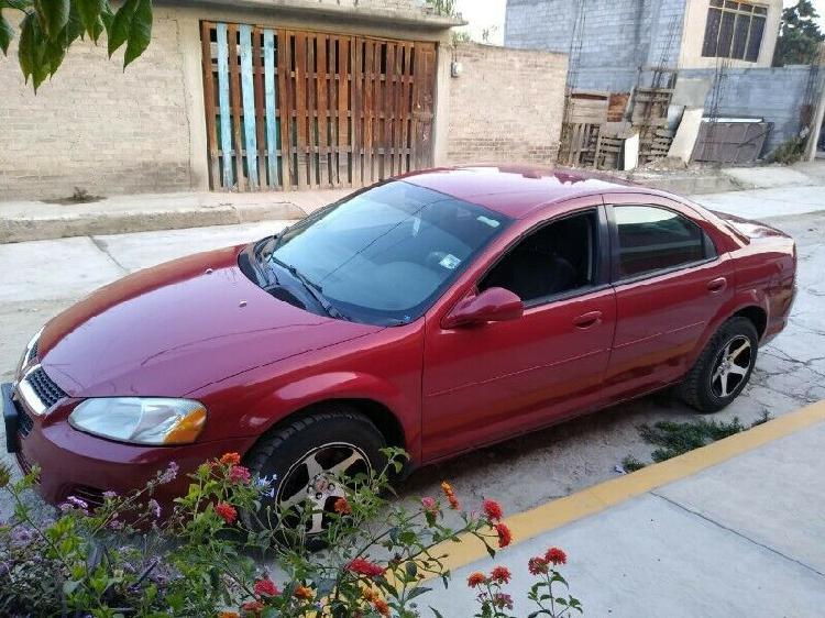 Chrysler stratus 2005 estándar perfecto estado todo pagado