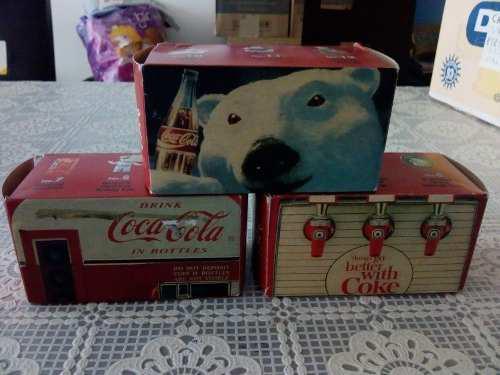 Coca cola promocional tipo vintage el precio es por todo