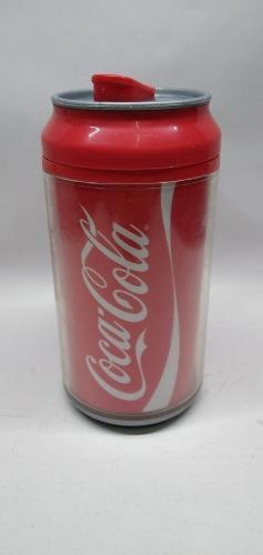 Coca cola terno en forma de lata de 354 ml roja cool gear