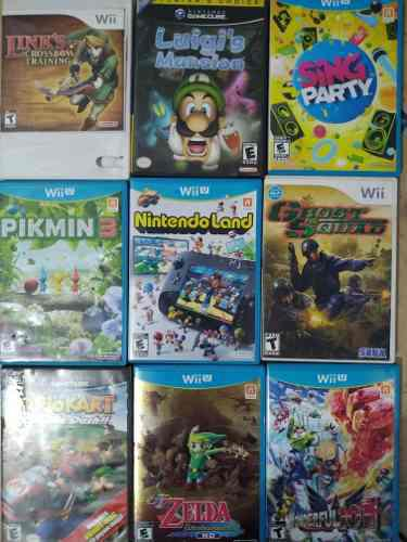 Juegos wii u.wii.. gamecube n64 store nintendo