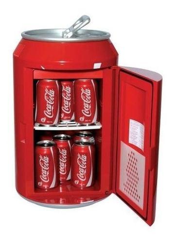 Koolatron - coca cola puede refrigerador del refrigerador /