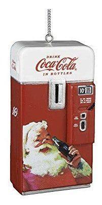 Kurt adler vintage retro coca cola maquina expendedora coca