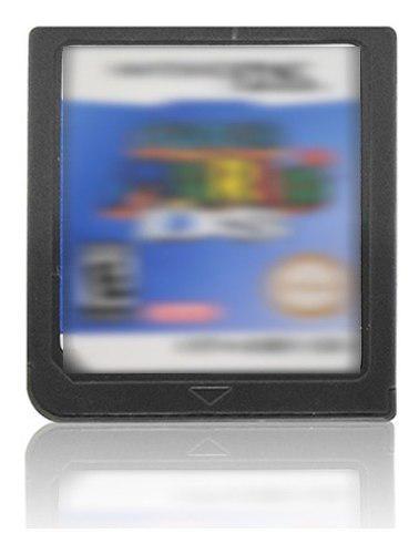 Nintendo 3ds ndsi nds 2ds súper tarjeta de juego de mario