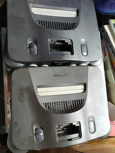 Nintendo 64 n64 para checar