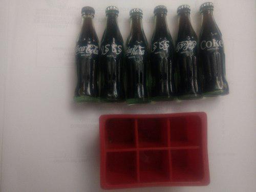 Rejilla coca cola mini completa buen estado no pepsi vintage