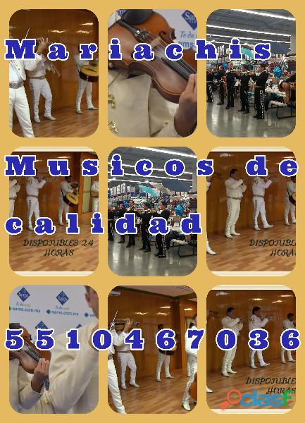 Mariachis urgentes en cuautitlan estado de méxico 5510467036