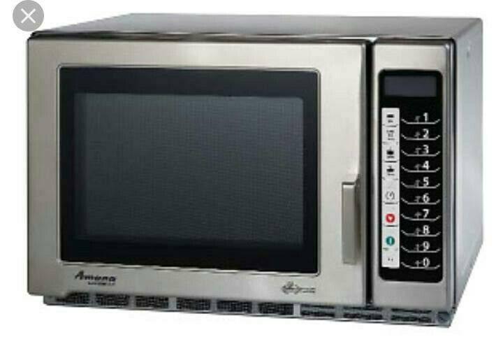 Amana menumaster tecnico especialista de hornos de