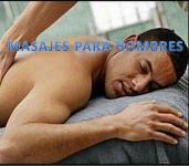 Masajes solo hombre a hombre Terapeutico & Tantrico