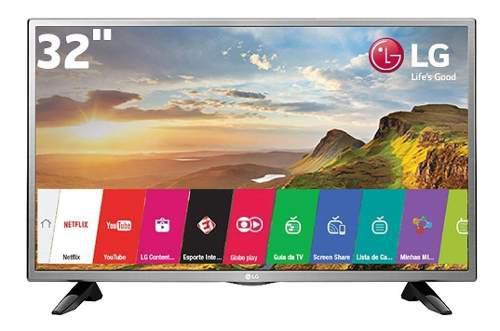 Pantalla tv lg/ 32 pulg./ smart tv/ full hd/ usb/ lcd/