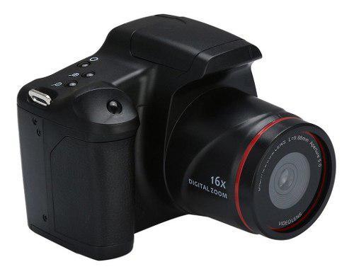 Videocámara hd 1080p cámara digital portátil 16x zoom