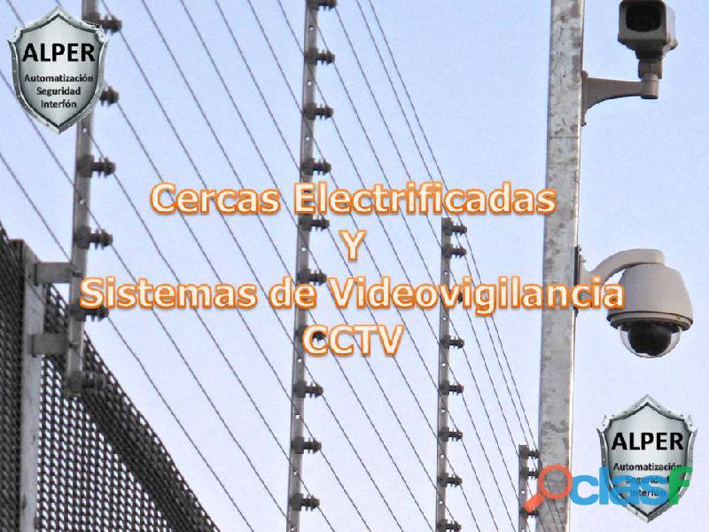 Cercas eléctricas venta e instalación 5561430923