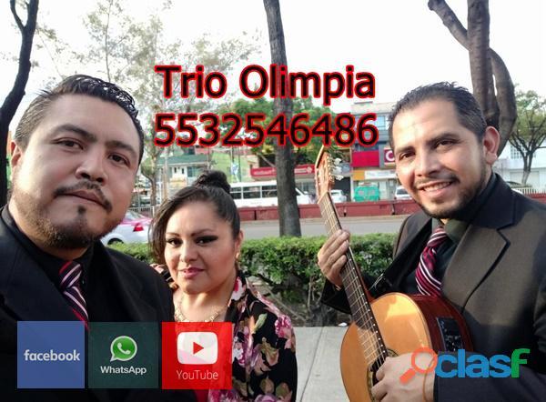 trio musical en tepepan cdmx
