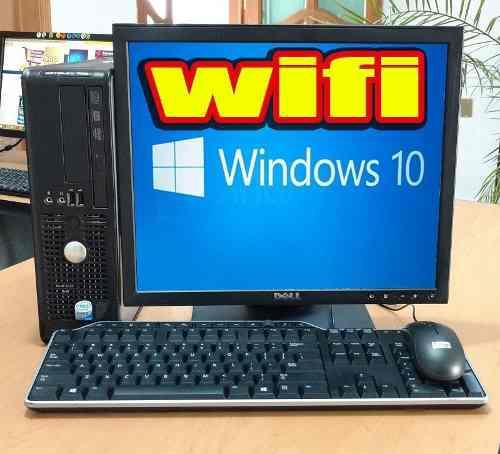 Computadoras intel core 2 duo cpu pc core2duo dual core