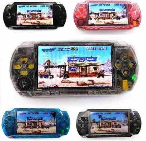 Consola playstation psp nueva y original + 50 juegos