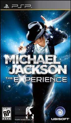 Michael jackson la experiencia sony psp