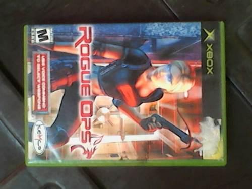 Video juegos fisicos de xbox clasico