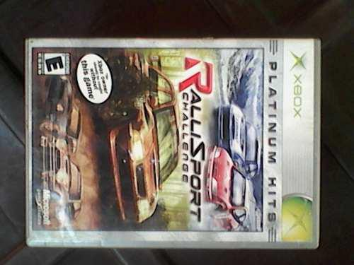 Video juegos originales xbox clasico
