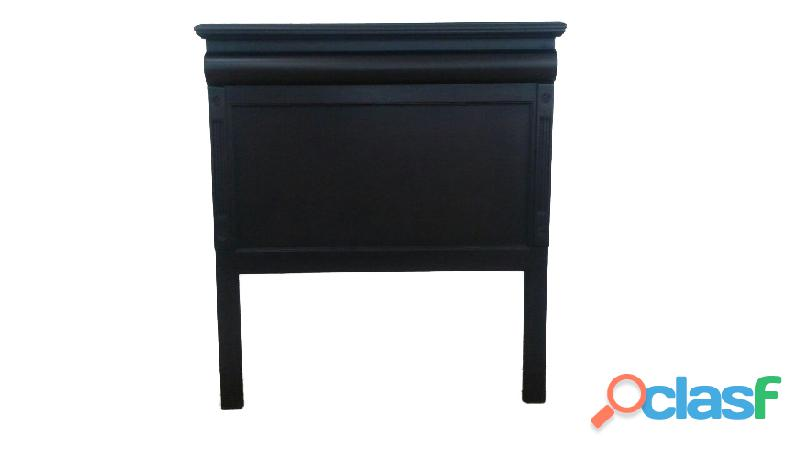 Cabecera individual de madera casa bonita muebles