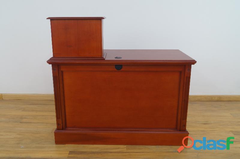 Escritorio Con Porta Impresora Bari Casa bonita Muebles 1