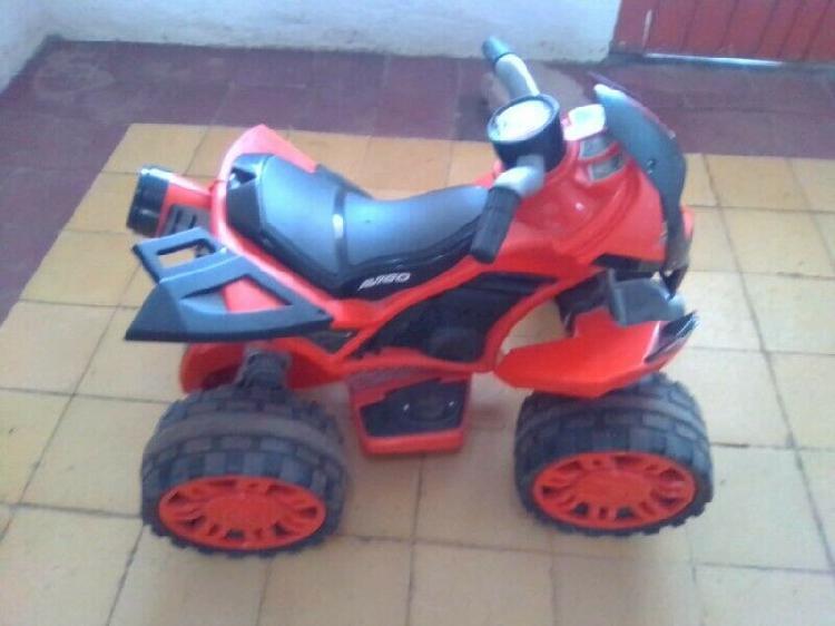 Juguete moto infantil electrica
