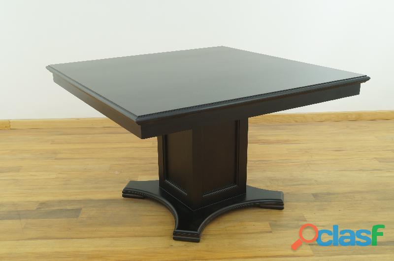 Mesa cuadrada dubai de 150cm casa bonita muebles