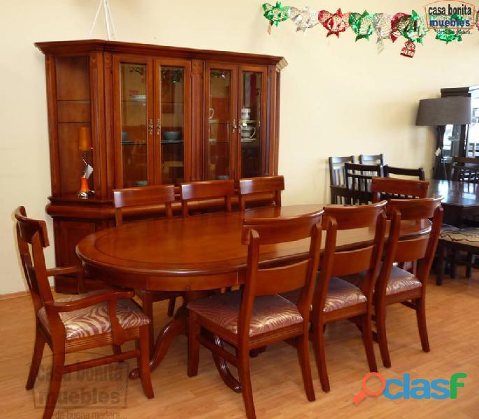 Mesa de 2.40 tiffany casa bonita muebles