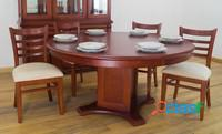 Mesa redonda 1.20 de madera casa bonita muebles