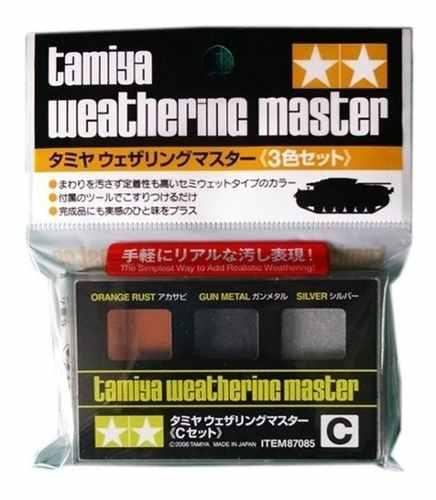 Accesorio weathering master c set tamiya 87085