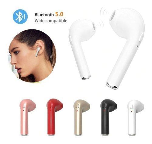 Audifonos auricular inalambrico bluetooth llamadas microfono