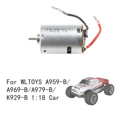 Coche 540 motor de piezas de repuesto para wltoys a959-b/a96