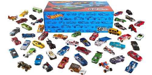 Hot wheels basic car - paquete de 50 estilos pueden variar