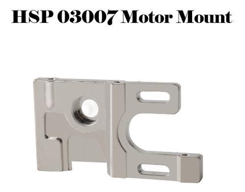 Hsp 03007 soporte de motor para rc hsp 1:10 modelo de