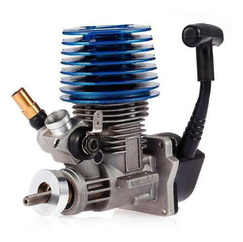 Motor lateral sh 18 para hsp hpi redcat hobao traxxas rc 1/1