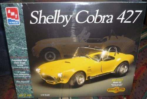 Shelby cobra 427 1/18 amt ertl die-cast
