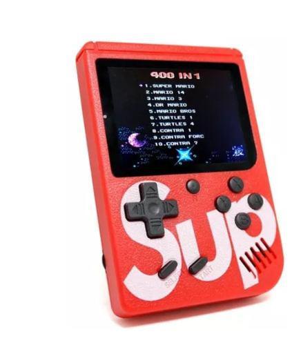 Sup game box original!! 400 juegos retro lote de 10 piezas!!
