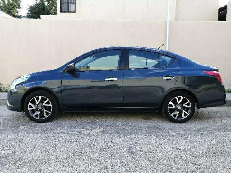 Versa exclusive 2015 solo 35mil kms. uns dueña fact.