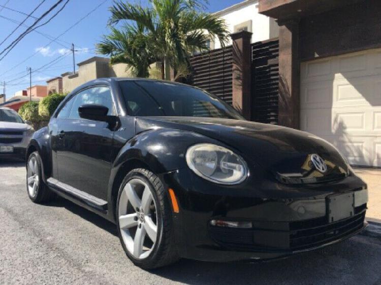 Volkswagen beetle 2013 de cochera ($ negociable $) ($ no