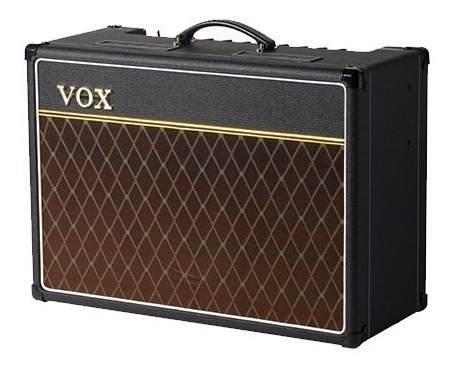 Amplificador para guitarra vox de bulbos ac15c1 nuevo !!