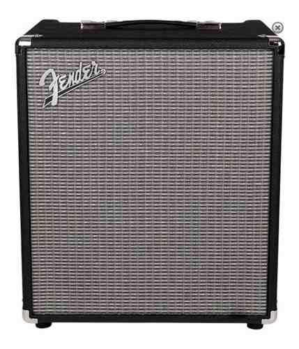 Fender rumble 100 v3 amplificador bajo msi