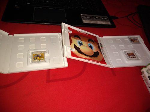Pack de 3 juegos nintendo ds 3ds dsi