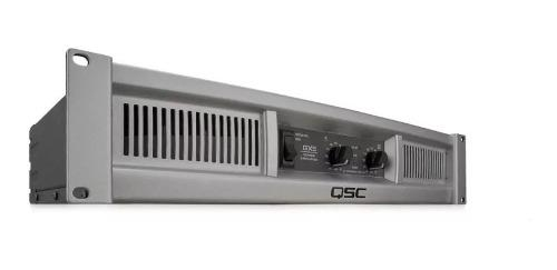 Qsc amplificador de potencia gx5 2 x 500 watts soundcity pv