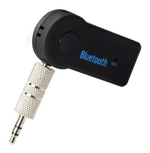 Receptor de adaptador de música de audio para automóvil