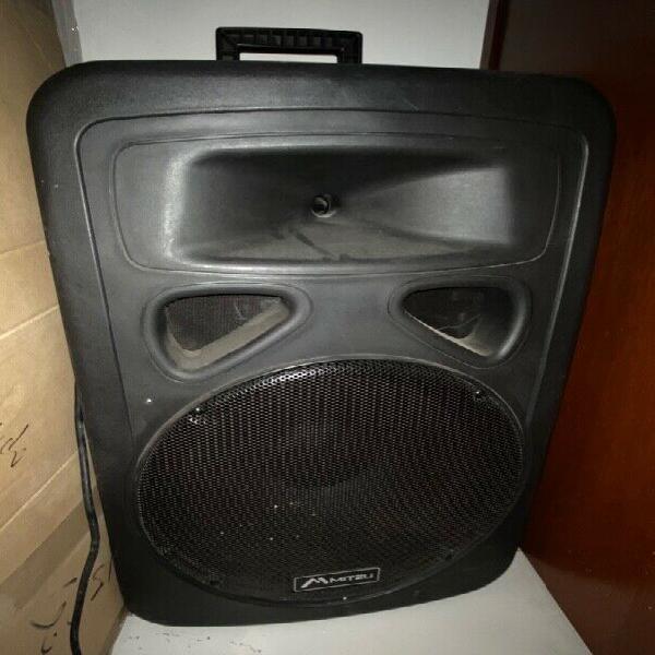 Vendo amplificador de musica
