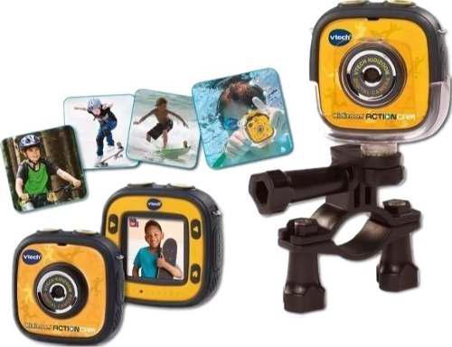Camara vtech kidizoom actioncam incluye carcasa sumergible