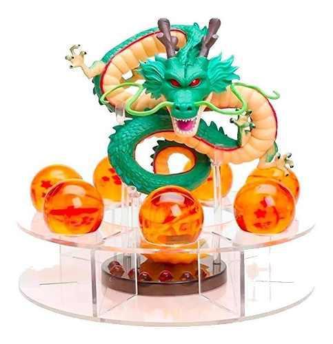 Dragon ball set - shen long base esferas del dragón