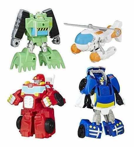Heroes transformers playskool