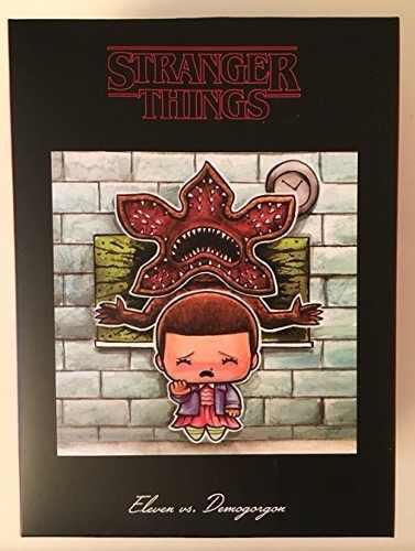 Lootcrate exclusive stranger things new york comic con