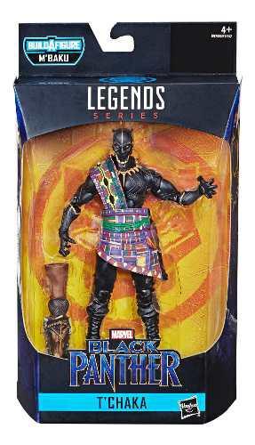Marvel legends black panther figura tchaka
