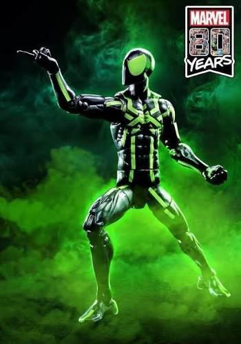 Marvel legends spiderman big time 80 aniversario