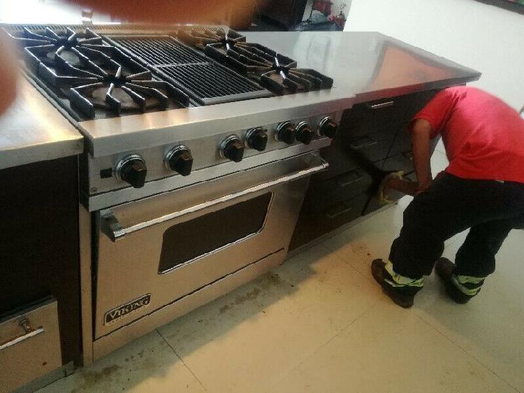 Reparación,instalación de estufas en veracruz,